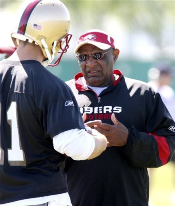 49ers Minicamp Football