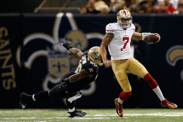 Niners Keep Rolling; Top Saints 31-21 in New Orleans
