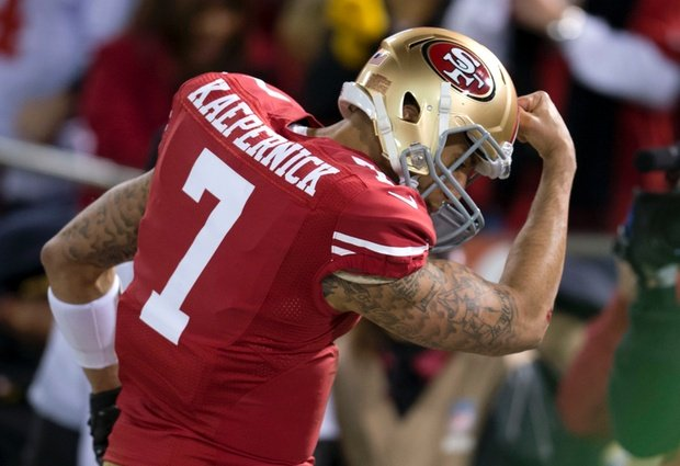 """Kaepernicking"" Becoming The New Craze Among NFL Fans"