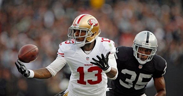 San Francisco 49ers v Oakland Raiders