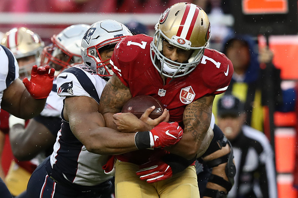 New England Patriots v San Francisco 49ers