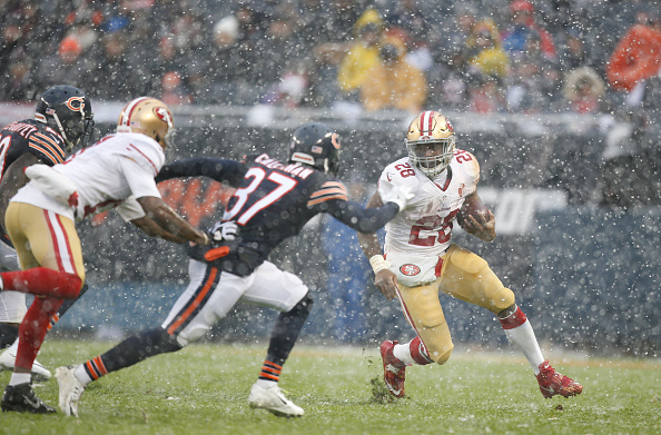 San Francisco 49ers v Chicago Bears